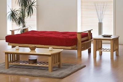 substituto do sofá cama, cama sofa estilo spa