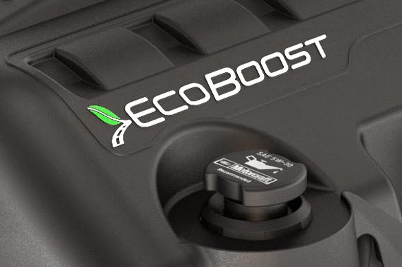 2015 Mustang's EcoBoost 4-cylinder engine
