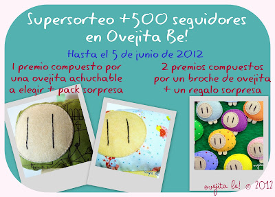 SORTEO EN OVEJITA BE