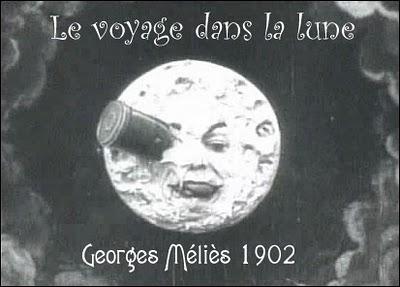 Fotograma : Viaje a la luna - Comienzo - 1902