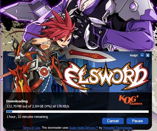 Download Elsword NA Client
