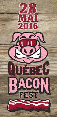 Québec Bacon Fest 2016