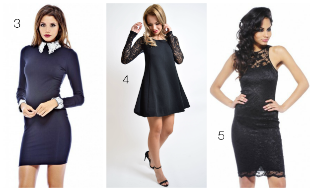 Christmas Party Dresses for £30 or under