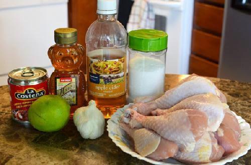 Pollo horneado, chile picante, receta, nutricion, alimentos, perder peso, pollo, recetas caseras,