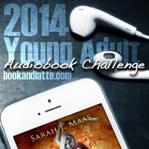 YA Audiobook Challenge