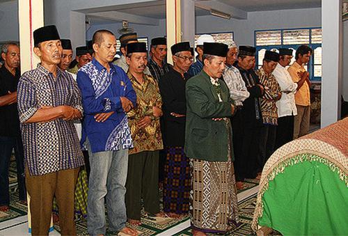 Tata Cara Sholat Ghaib Jenazah Lengkap Bacaan Doanya