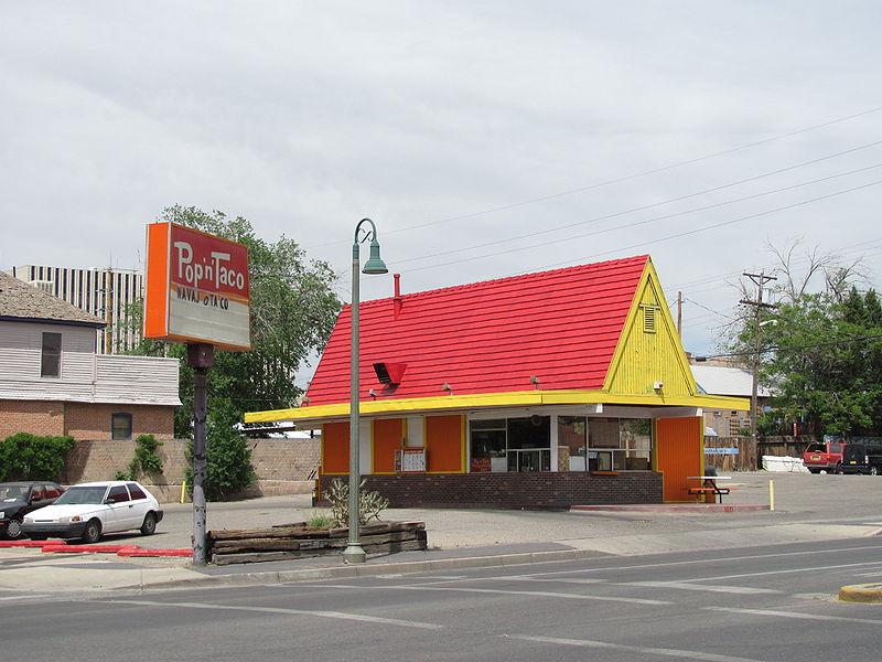 Joefood All Things Joe Fast Food Restaurant Chains