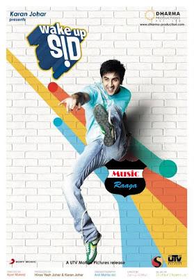 Wake Up Sid hindi mp3 songs