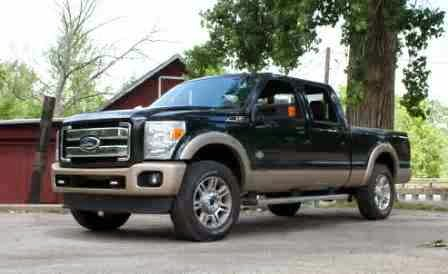 2015 Ford Super Duty - Best Future Cars