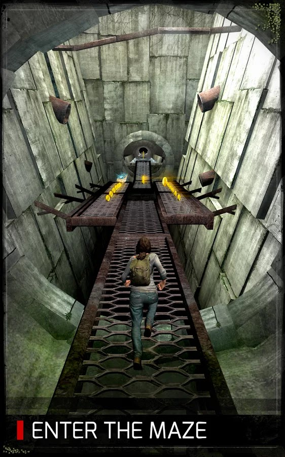 The Maze Runner v1.1.0 Mod [Unlimited Money & Ad-Free]