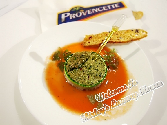 le saint julien zucchini terrine