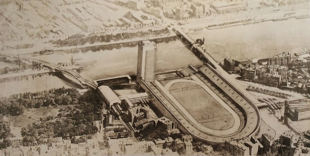 Stade Olympique 1936 (Projet)