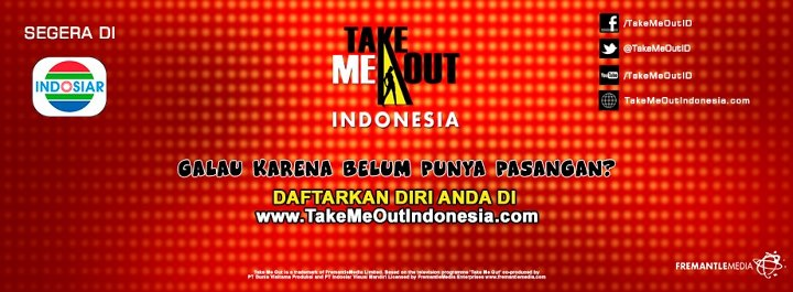 Take Me Out Indonesia 2012 Segera Di INDOSIAR