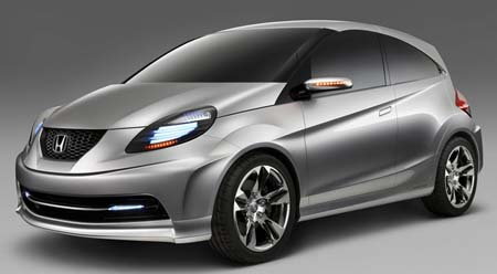 Honda Siel Cars India Ltd. (HSCI), A Leading Manufacturer Of Premium Cars  In India, Unveiled The World Premiere Of The Honda New Small Concept, ...