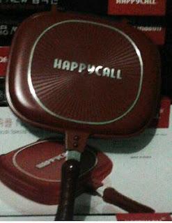 Jual happy call double pan