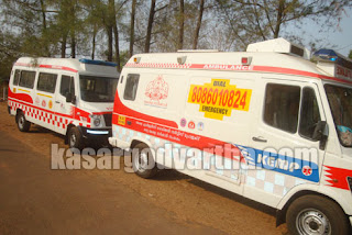 Kasaragod, Kanhangad, General-hospital, Ambulance, Kerala, Strike