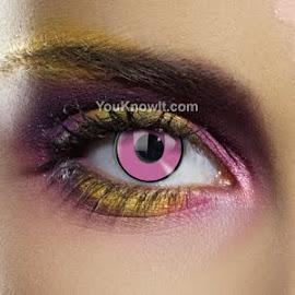 Pinky Eyes @_@