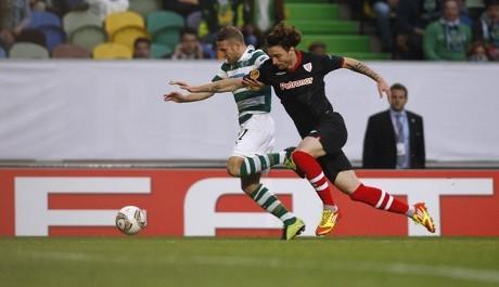 Video Sporting Lisbon vs Ahtletic Bilbao 2-1 Europa League 20 April 2012