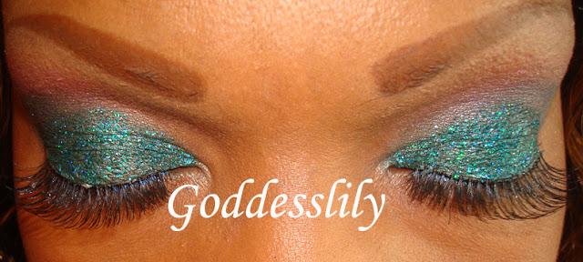 Mac Jewelmarine Glitter