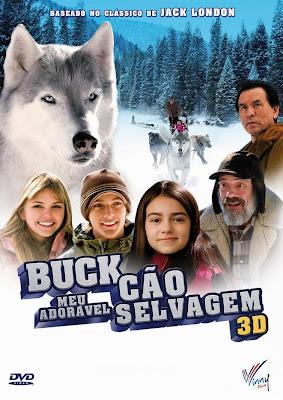 Buck: Meu Adorável Cão Selvagem - DVDRip Dual Áudio