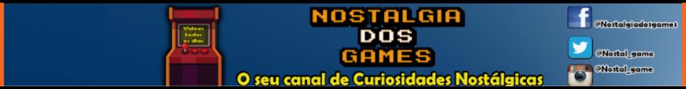 Nostalgia Dos Games