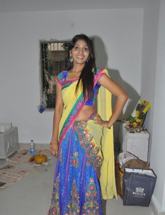 desi girl Neelima cute and elegant latest hot photo stills