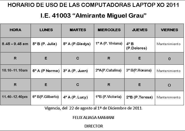 Plataforma pedag gica para docentes miguelinos horario de for Horario oficina de empleo