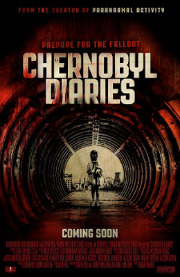 Chernobyl Diaries 2012 American horror Movie distributed by Warner Bros | Produced by Alcon Entertainment