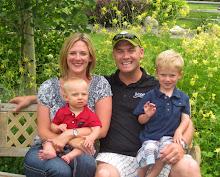 Hamilton Family July 2011