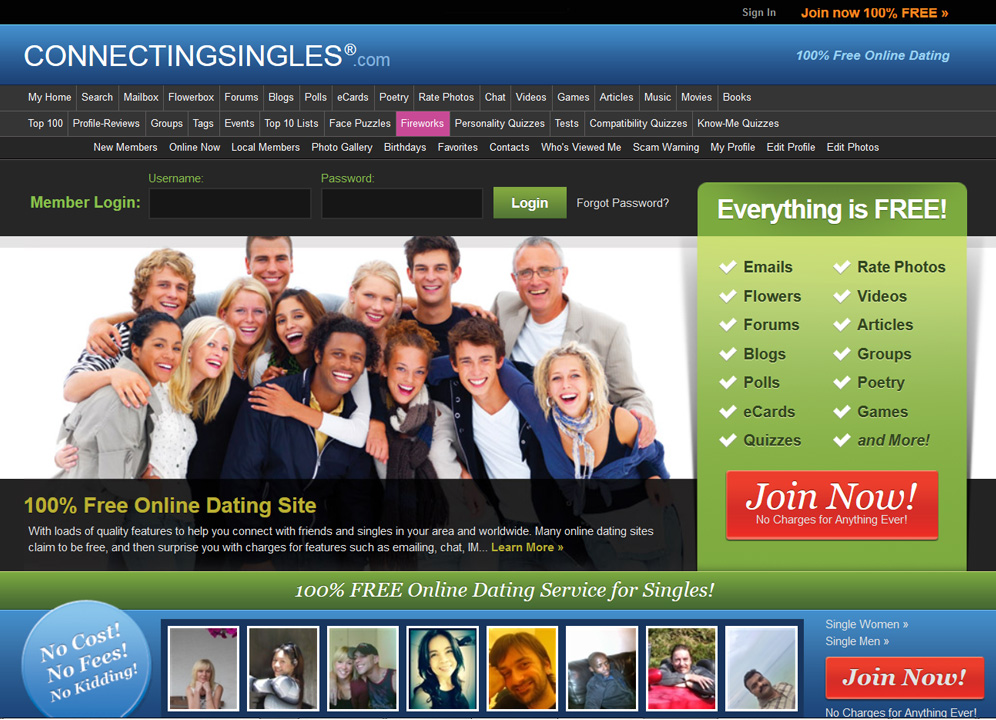 Free online teen dating service