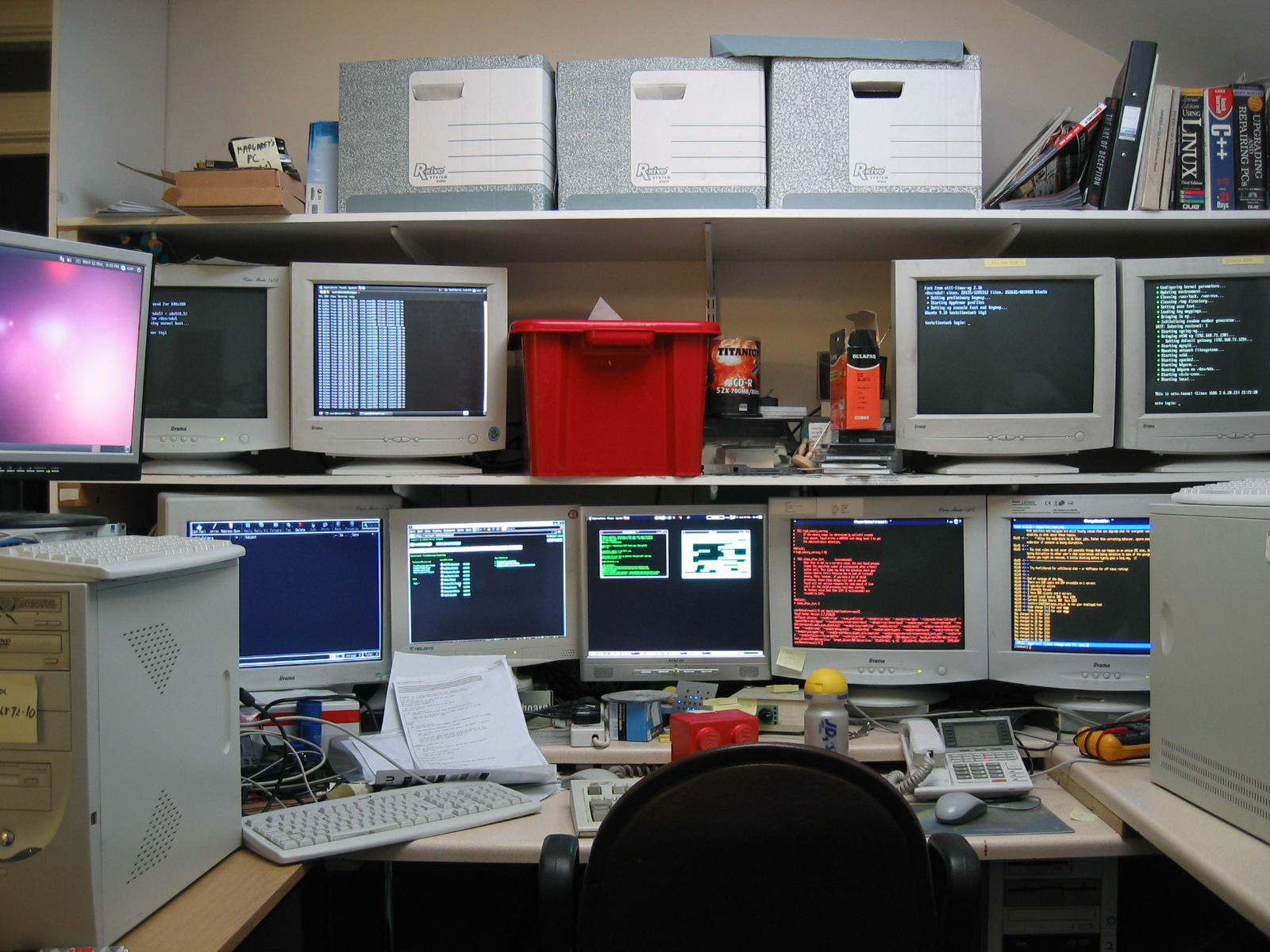 profissao na tecnologia da informacao