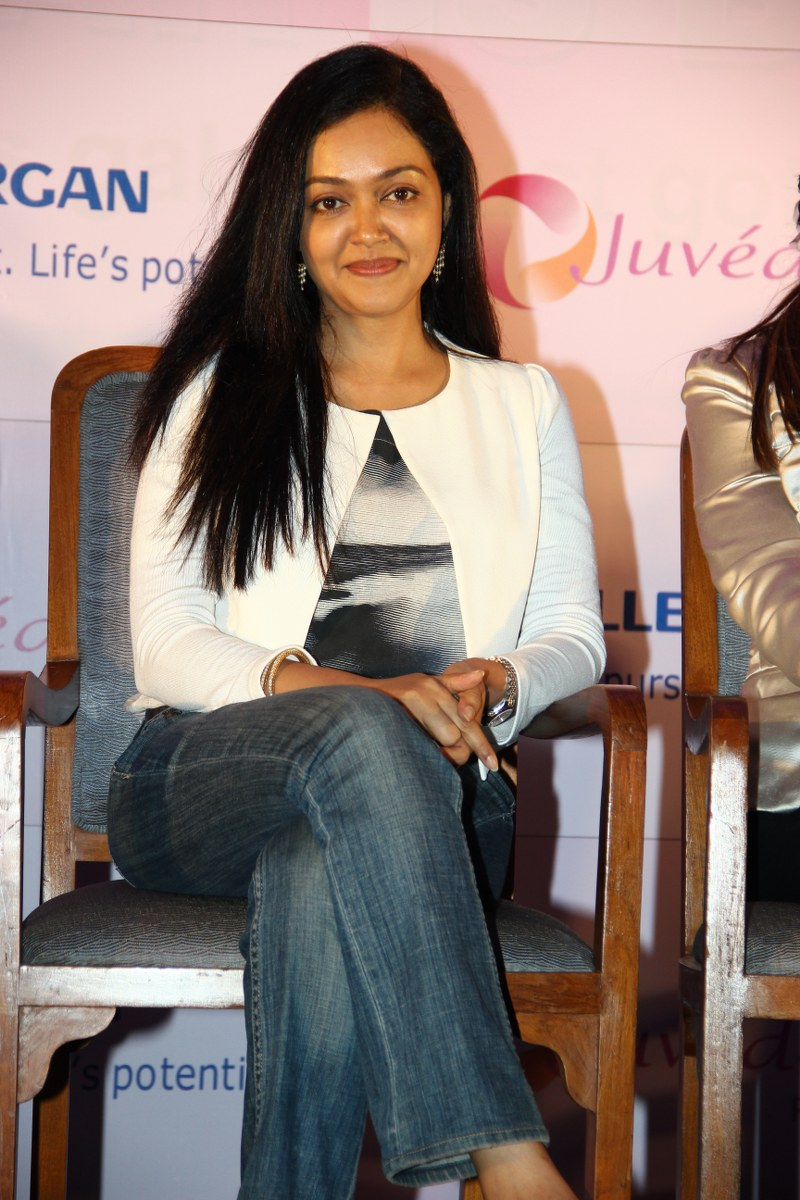 Dr Rashmi Shetty At The Launch Of Juvederm Refine 1
