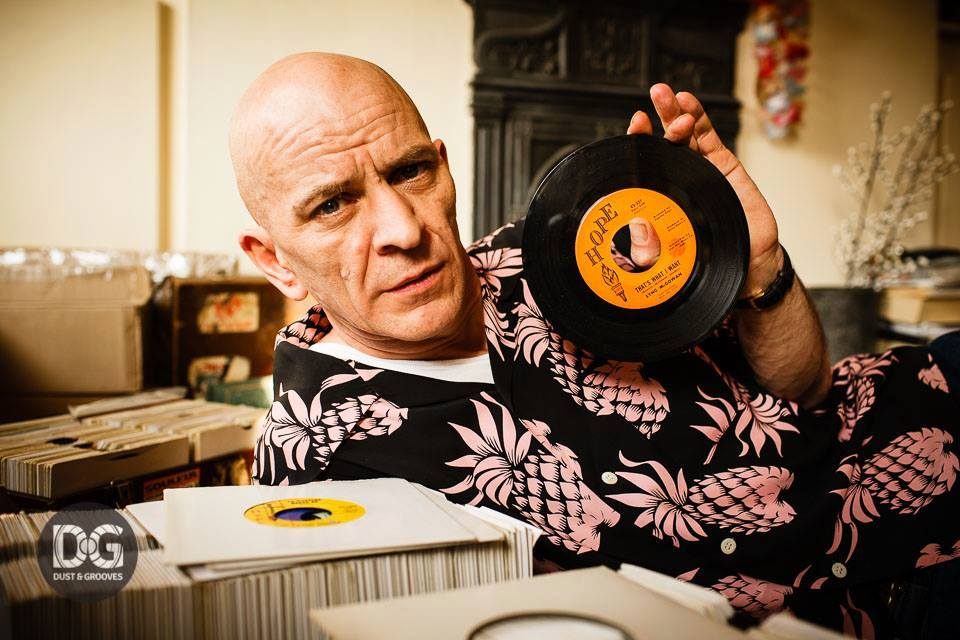 Keb Darge And Cut Chemist - Present Lost And Found - Rockabilly And Jump Blues