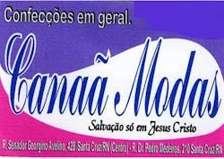 CANAÃ MODAS SANTA CRUZ