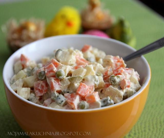 Moja Mala Kuchnia Salatki
