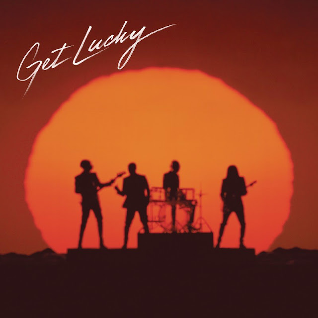 Daft Punk ft Pharrell Williams - Get Lucky - copertina traduzione testo video download