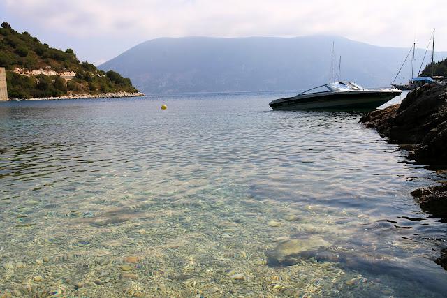 Foki Beach, Kefalonia Greece