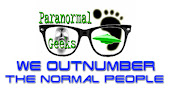 Paranormal Geek Merchandise