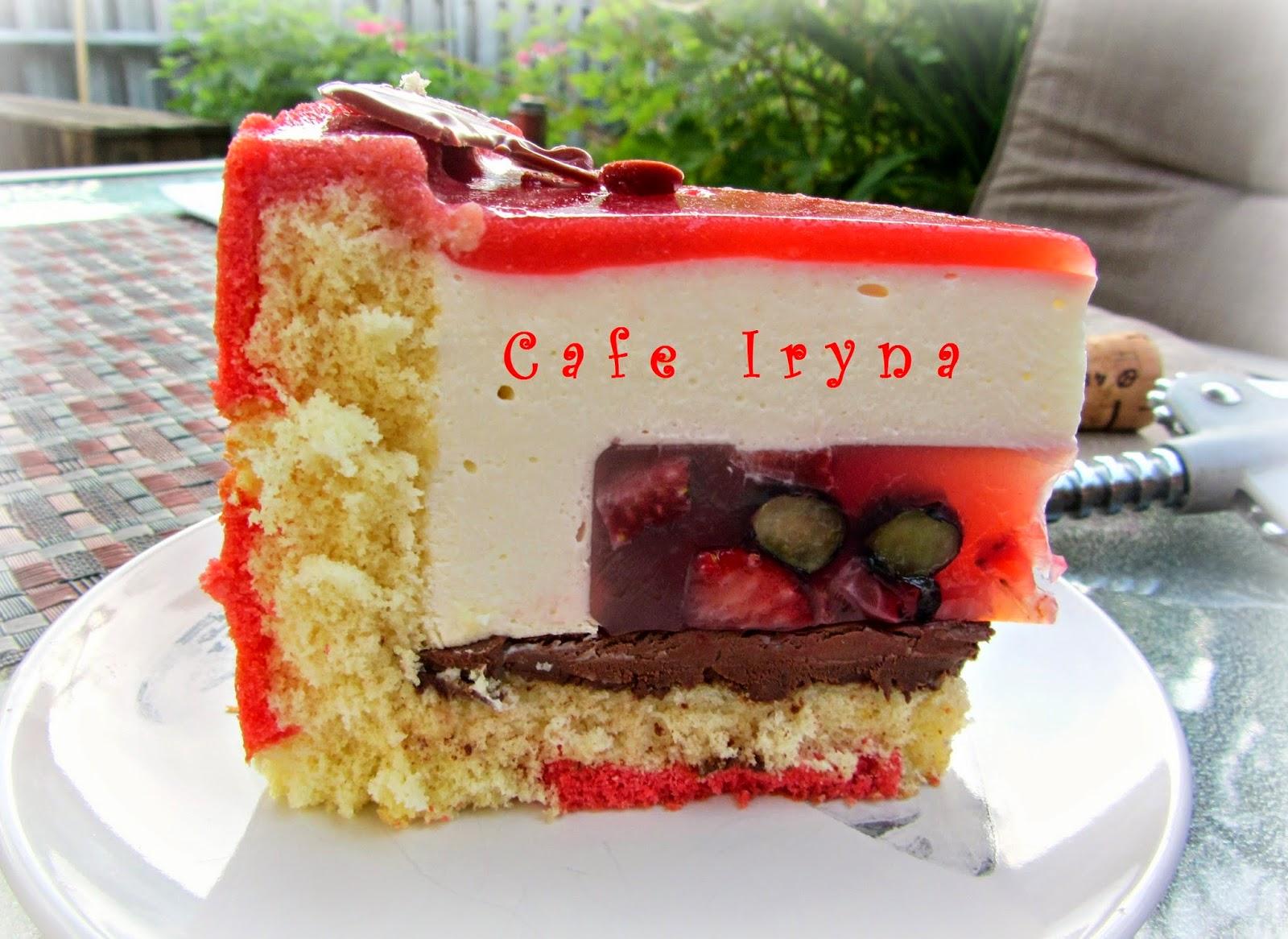 Мусс йогуртовый для торта рецепт