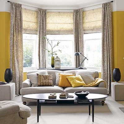 Oh My Daze Gorgeous Living Room Inspiration Yellow