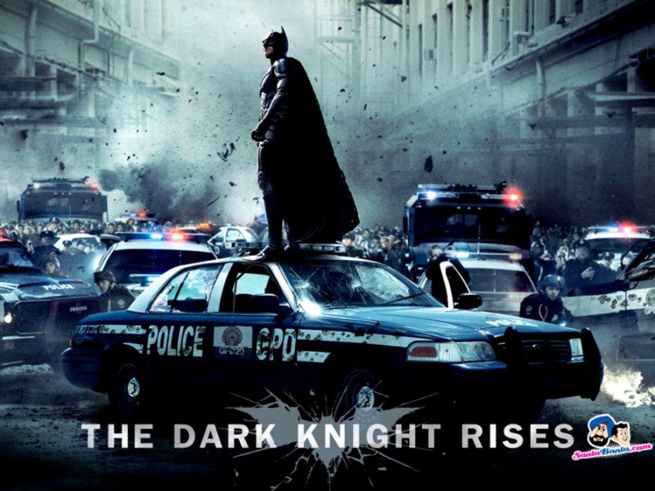 The Dark Knight Rises Movie Wallpaper 12