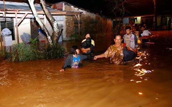 Banjir Rendam Kendari