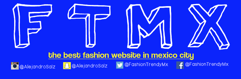 The best fashion website in Mexico City