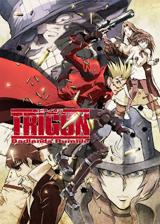 Watch Trigun Movie : Badlands Rumble