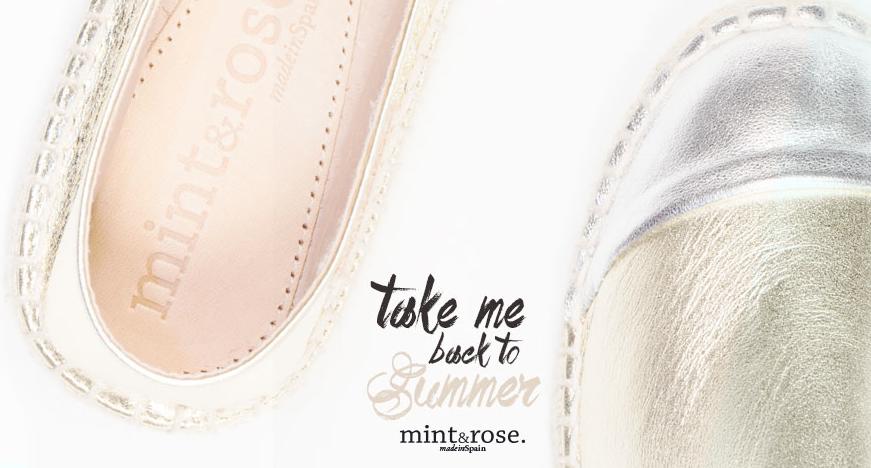 Mint & rose
