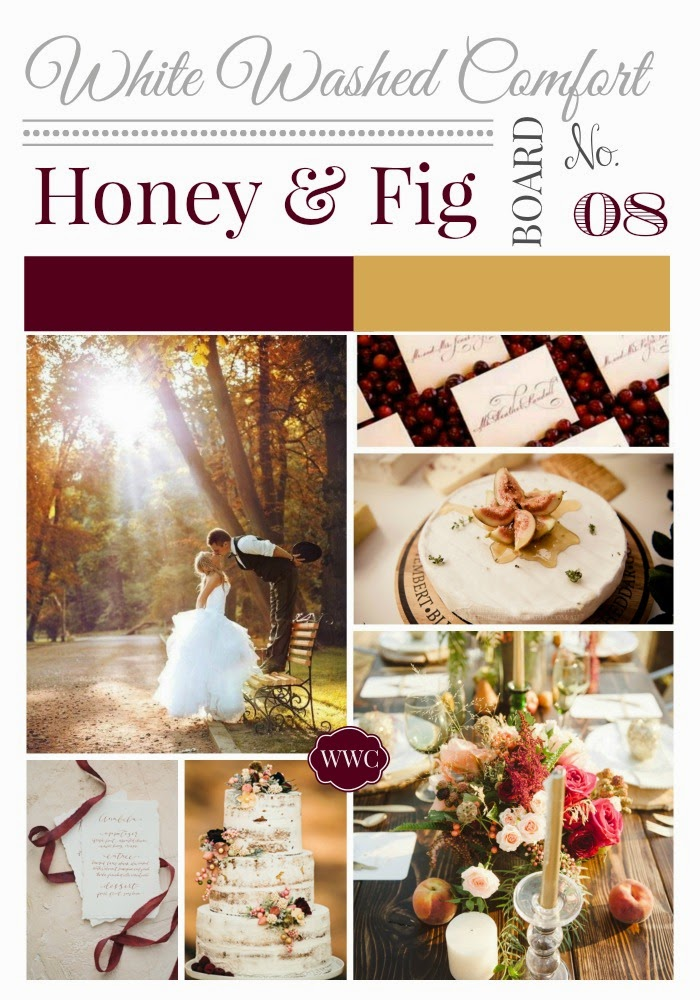 Inspired Honey & Fig Wedding
