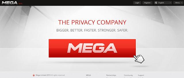 Mega, Situs Baru Penerus Megauploud