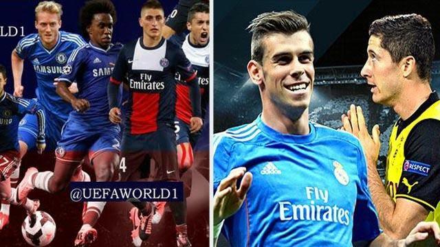 حسابات تأهل دورتموند و ريال مدريد .. تشيلسي و باريس سان جيرمان