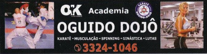 Academia Oguido Dojô.