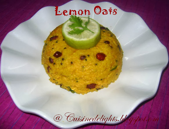 Lemon oats world diabetes day cuisine delights other diabetic friendly recipes in my blog forumfinder Choice Image